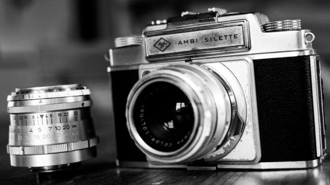 Schwarz/Weiß Fotografie
