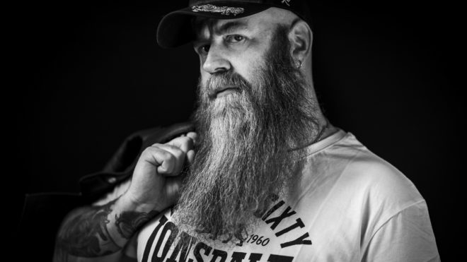 """Shooting mit """"The beared Horst"""""""